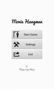 Movie Hangman Free